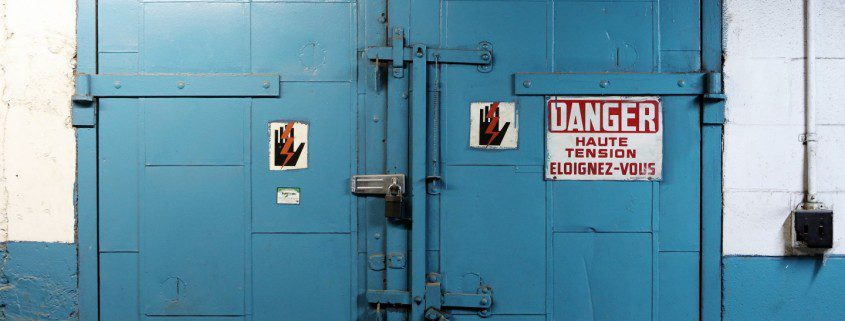Life of Pix free stock photos door danger blue high voltage leeroy 1440x960